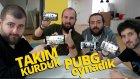 Takım Kurduk, 4 Kişi Pubg Mobıle Oynadık!