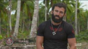 Turabi:  Survivor Hayalime Veda Edeceğim (Survivor 29.Bölüm - 22 Mart Perşembe)