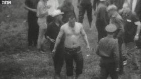 1965 Yılındaki Kırkpınar Yağlı Güreş Festivali
