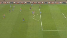 Edinson Cavani'nin Attığı Fantastik Gol