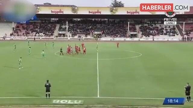 Fenerbahçe, Hazırlık Maçında Boluspor'a 6-2 Yenildi
