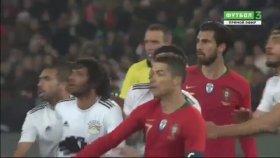 Portekiz 2-1 Mısır - Maç Özeti İzle (23 Mart 2018)