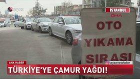 Türkiye'ye Çamur Yağdı