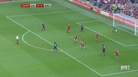 Liverpool Efsaneler 5-5 Bayern Munich Efsaneler (24 Mart 2018)