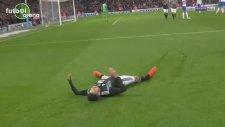 Manuel Lanzini'nin İtalya'ya attığı muhteşem gol
