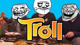 TROLL MUTFAK - Rakibinin Döner Dürümünü Trolle