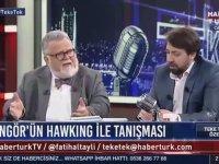 Celal Şengör'ün Stephen Hawking'e İnsan Harabesi Demesi