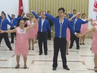 Mecliste Gösteri Yapan Down Sendromlu Süper Gençler