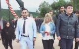 Mehmet Aydın ve Eşi Çiftlik Bank Açılışı