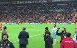 Galatasaray'lılara Kartal Pençesi Yapan Olcay Şahan Küfür İçerir