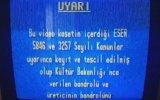 Özen Film VHS Kaset Kopyalama Uyarısı