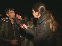 İran Sınırından Türkiye'ye Afgan Mülteci Akını