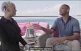 Will Smith ile Robot Sophia'nın Bir Araya Gelmesi Türkçe Altyazılı