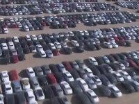 Volkswagen Mezarlığı Amerika