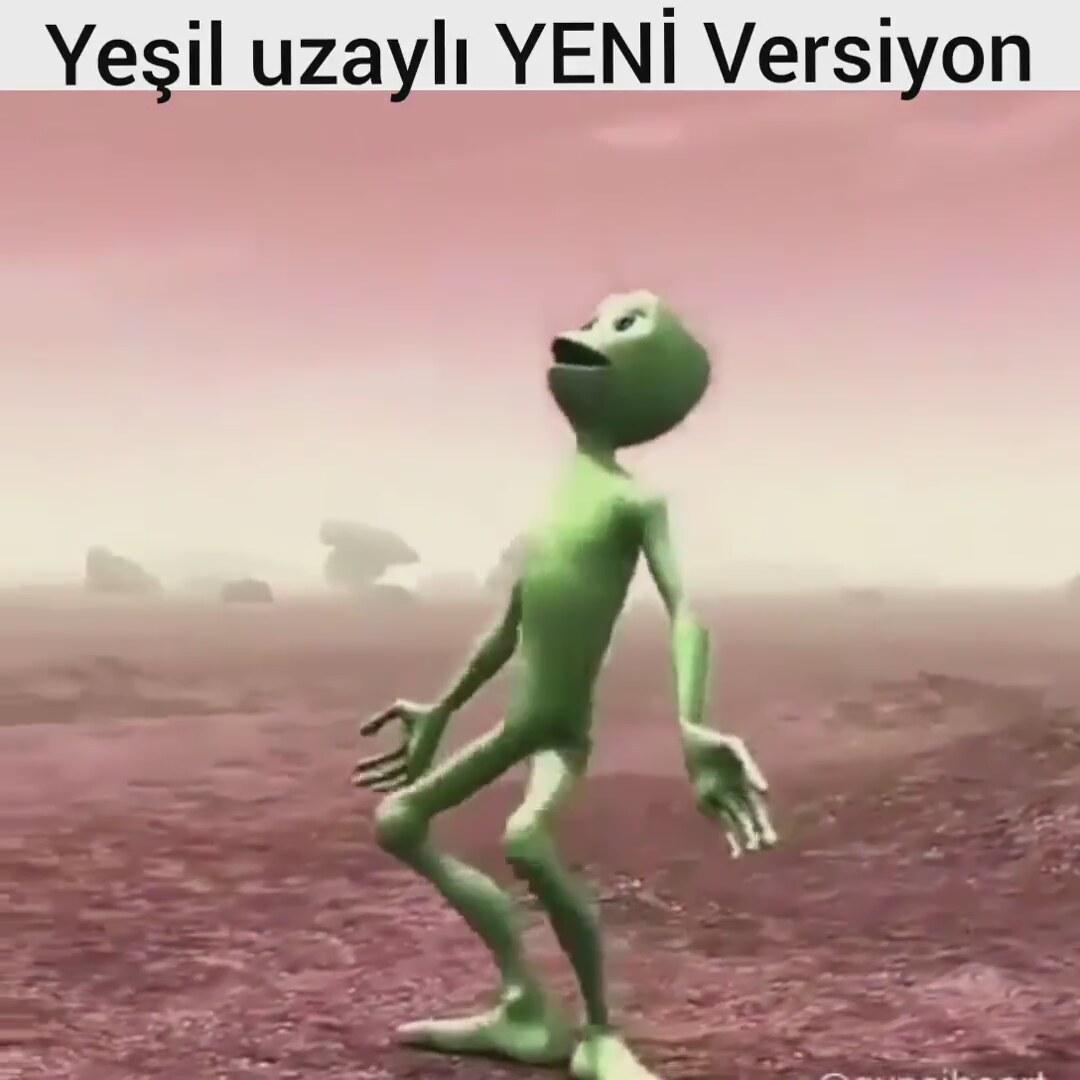 Yesil Uzayli Yeni Dansi Izlesene Com