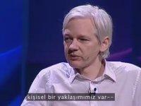 Julian Assange'ın Wikileaks Hakkındaki TED Konuşması