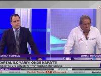 Kimse Beşiktaş'ın Şampiyon Olmasını İstemiyor - Erman Toroğlu