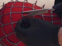 Örümcek Adam Maskesi Yapmak