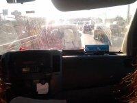 Arkasına Takılan Paraziti Kalaylayan Ambulans Şoförü