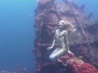 Gerçek Deniz Kızı Hannah Fraser