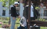 Bağcılar'da Kekoları Sivil Polis ile Trollemek
