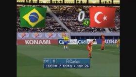 Winning Eleven 3'te Forvete Alınan Roberto Carlos Resitali