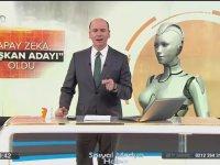 Belediye Başkanı Adayı Robot - Japonya