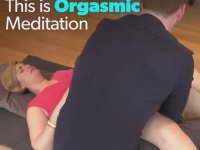 Orgazm ile Meditasyon