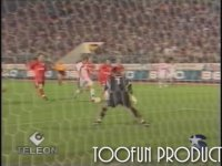 Sergen Yalçın - Trabzonspor (2000-01)