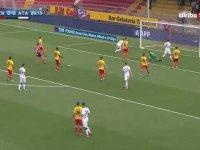 Atalantalı Futbolcuların Organize Golü