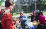 Bağcılar'da Çiğköfteyi Yılan Etiymiş Gibi Yedirmek