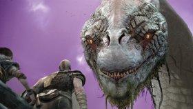 God Of War - Dünyanın En Büyük Yılanı - Bölüm 4
