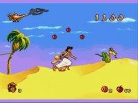 Aladdin 1. Bölüm (Sega Genesis)