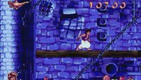 Aladdin (Sega genesis) 1.bölüm