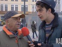 Eminönü'nde Gerçeküstü Röportajlar - MAD K