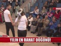Eşofmanlı Nikah - Ankara