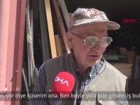 90 Yaşındaki Mobilya Ustası