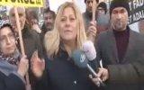 Adliye Önünde Fadıl Akgündüz Protestosu