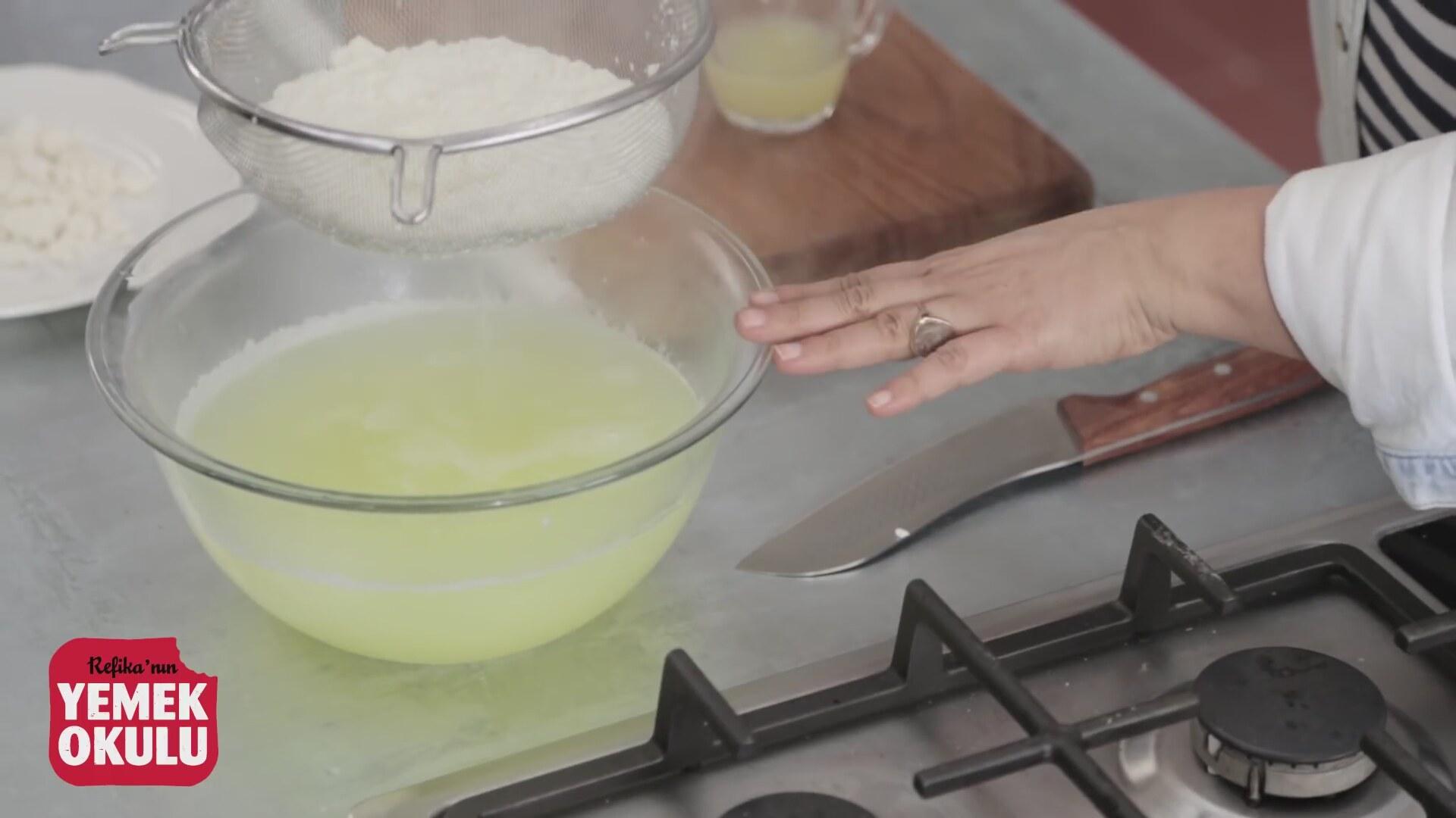 Evde Lor Peyniri Yapımı Videosu