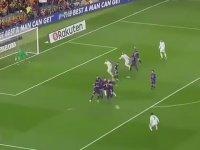 Arap Spiker'den El Clasico (Barcelona 2-2 Real Madrid)