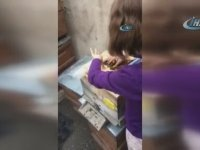 Elleriyle Arı Besleyen Çocuklar - Bursa