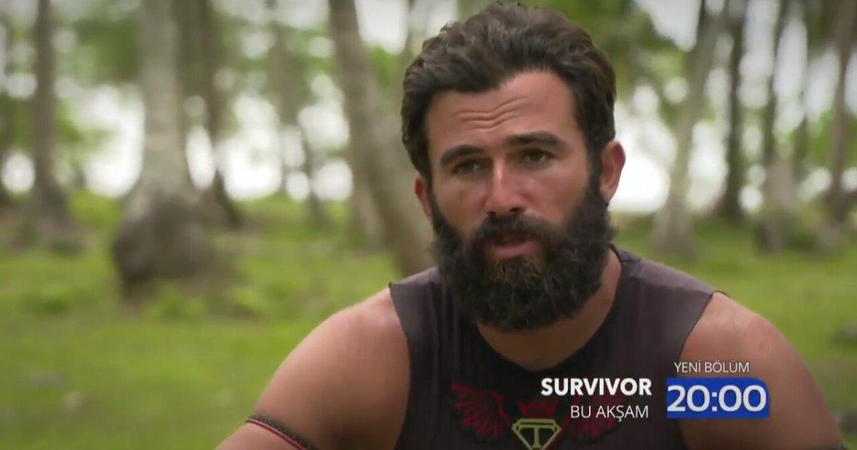 Survivor 2018 yeni yarışmacı