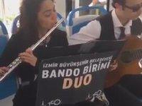 Tramvayda Canlı Müzik - İzmir