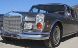 1972 Model Mercedes 600