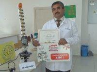17 Liraya Yaptığı Projeyle Türkiye Birincisi Olan Öğretmen