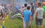 Kazanın Kazayı Getirdiği Motosiklet Yarışı