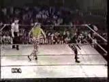 Smackdown Jeff Hardy Vs Super Crazy
