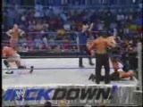 Smackdown Rey Mysterio & Billy Kidman