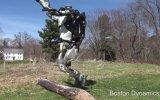 Atlas Robot'un Sabah Sporu