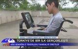 Göz Hareketleriyle Kontrol Edilebilen Tekerlekli Sandalye  Ankara